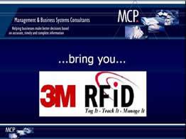 MCP RFID Presentation